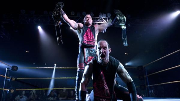 NXT Tag Teams