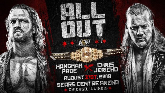 Jericho vs. Page set for All Out