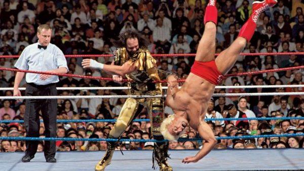 Randy Savage Wrestlemania VII