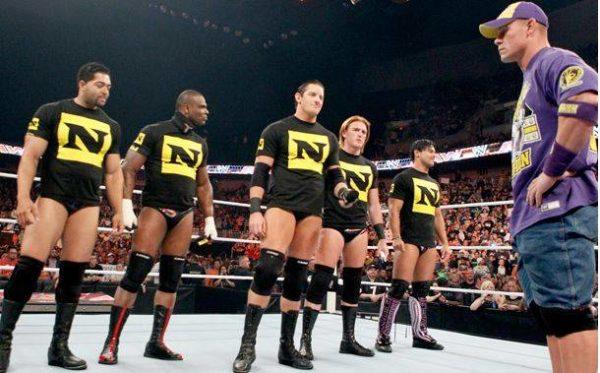 The Nexus Was Set To Make Their Return At WWE Wrestlemania 36 2