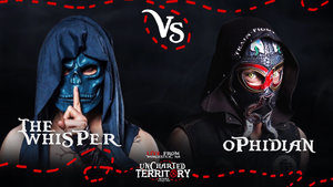 An old feud is reignited as The Whisper battles Ophidian on Uncharted Territory