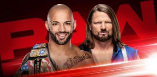 AJ Styles vs Ricochet