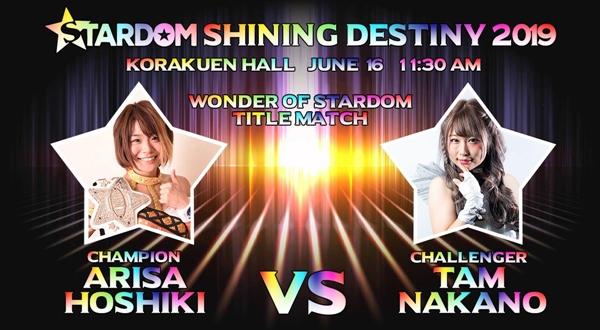 Stardom Shining Destiny