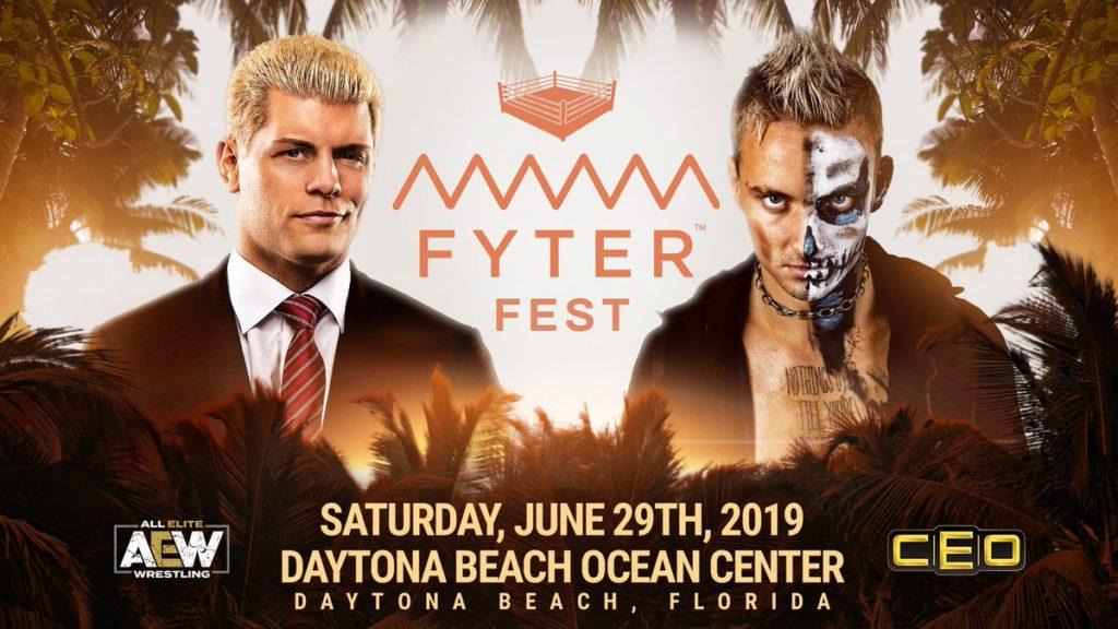 Cody vs Darby Allin - Fyter Fest
