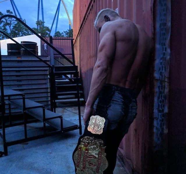 Darby Allin wins NEW Championship