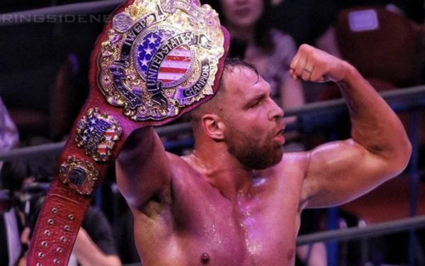 Jon Moxley wins IWGP United States Championship