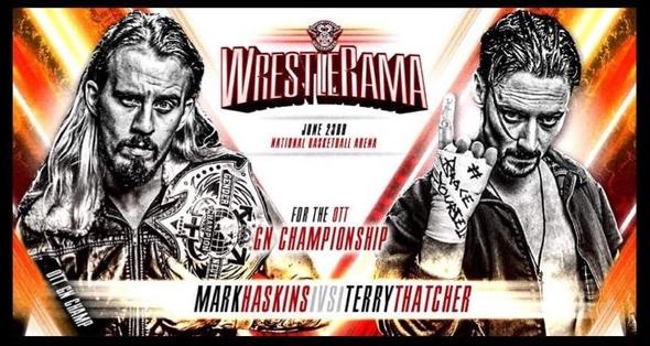 WrestleRama 3