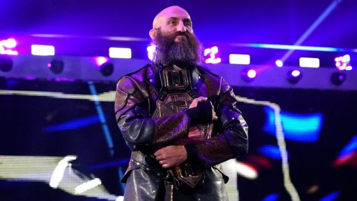 Tommaso Ciampa and Goldy