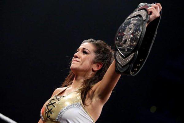 NXT Women's Champion Bayley