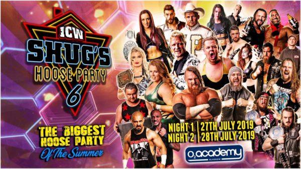 ICW Shug's Hoose Party 6