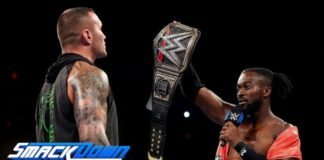 Kofi Kingston vs Randy Orton