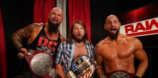 OC all the gold - Gallows, Anderson and Styles