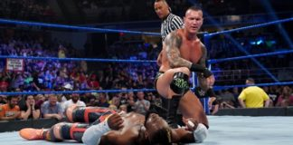 Smackdown Highlights