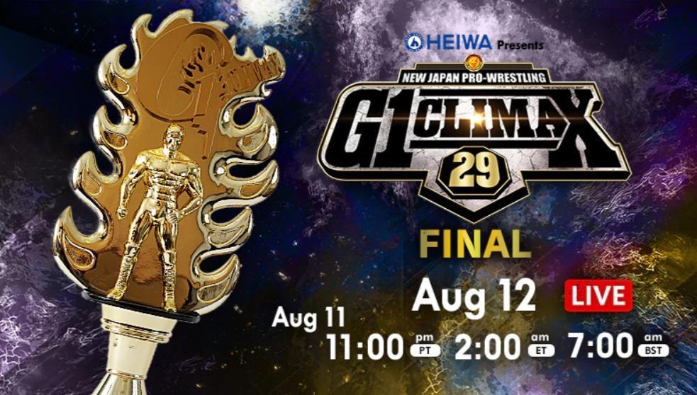 G1 Climax Ibushi