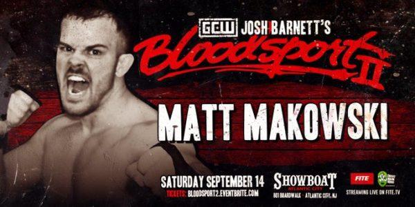Three More Names Added to Josh Barnett's Bloodsport 2