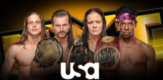 NXT To USA