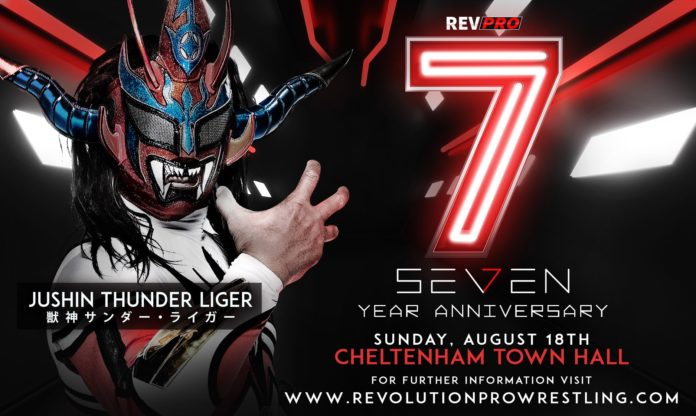 Preview: RevPro - 7 Year Anniversary Show (8/18/19)
