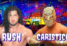 Rush vs Caristico