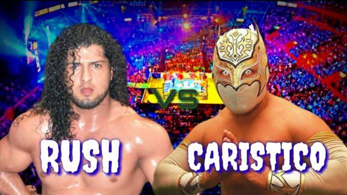 Rush vs Caristico