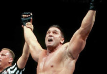The Rock Ken Shamrock