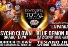 Conquista Total Gira 2019