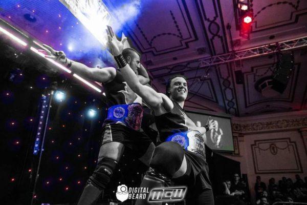MCW Tag Team Champions