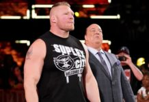 Brock LesnaR raw highlights wwe draft