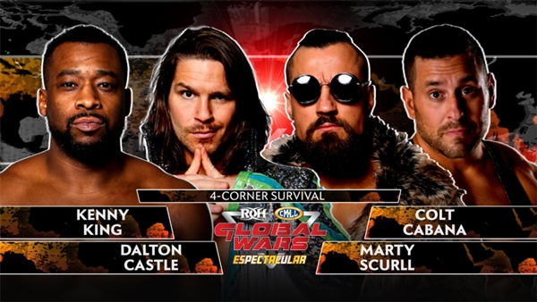 Global Wars Espectacular