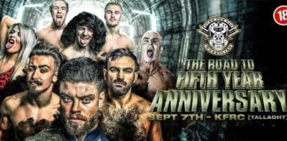 Road To Fifth Year Anniversary