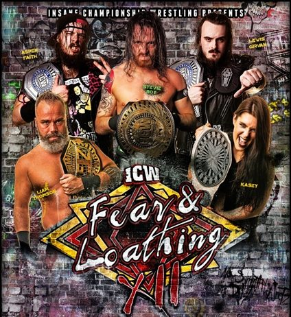 ICW Fear & Loathing
