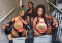 Shine Tag Team Champions