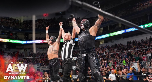 Lucha Brothers Must Win at All Out