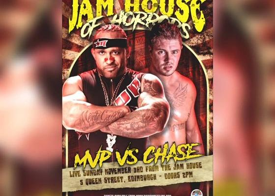 Jam House Of Horrors