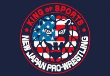 New Japan Pro Wrestling Of America