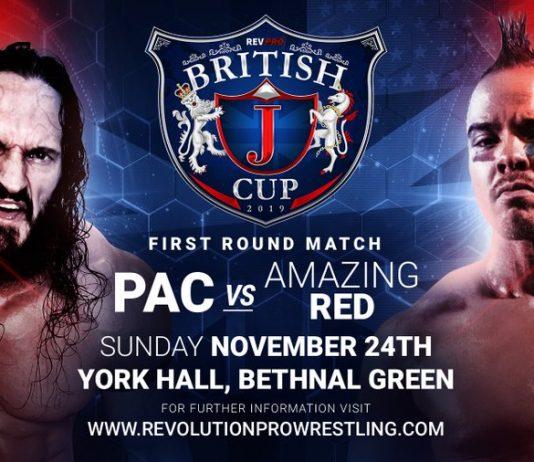 PAC vs Amazing Red