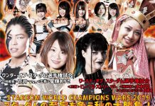 Stardom World Champion Wars