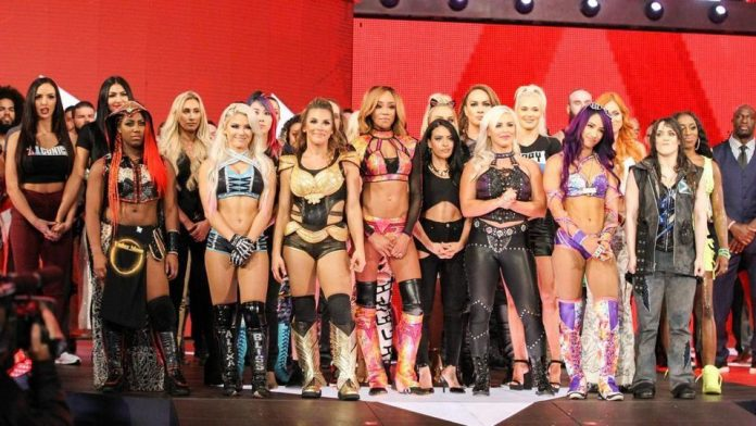Watch WWE Best Of Women's Evolution 2020