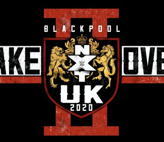 NXT UK Takeover Blackpool 2