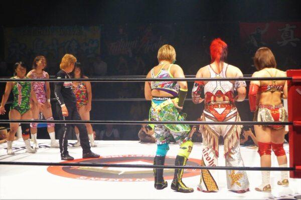 Joshi Wrestlers