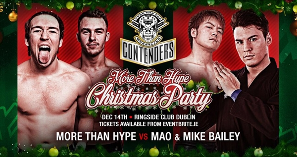More Than Hype Christmas Party