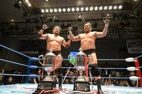 AJPW World Tag League