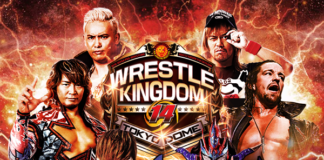 Wrestle Kingdom 14