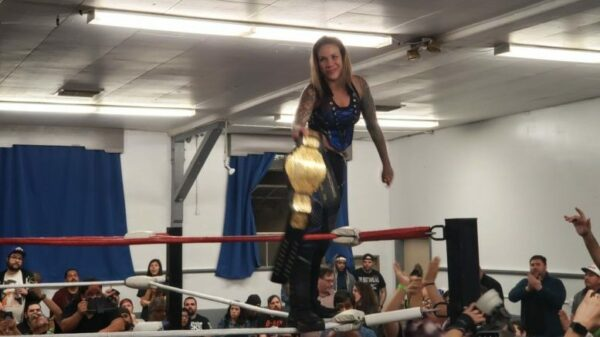 Mercedes Martinez Road to Tessa Blanchard