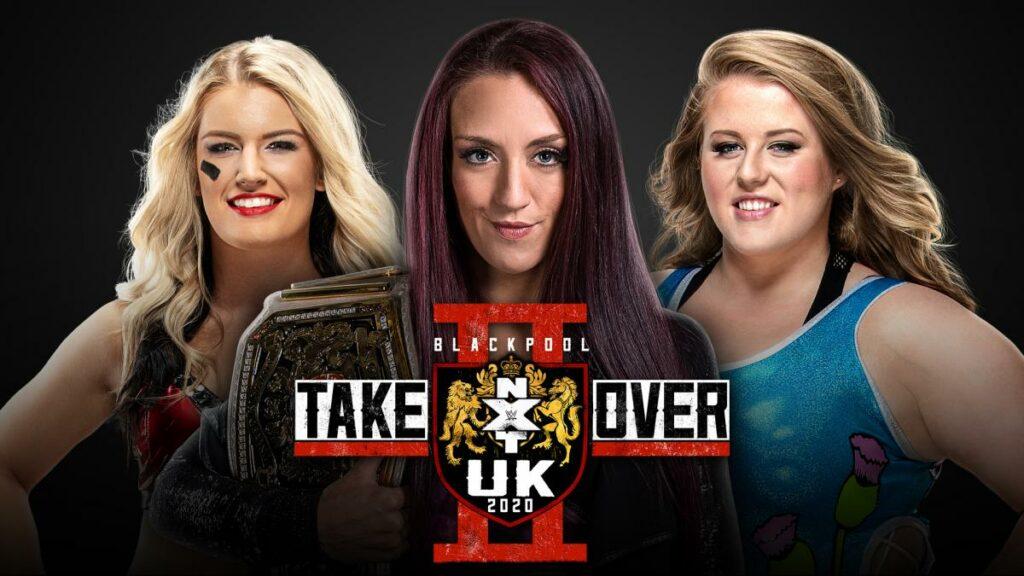 NXT UK Triple Threat