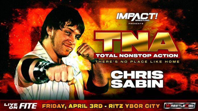 Chris Sabin TNA