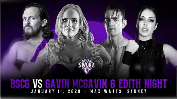 BSCG vs Gavin McGavin & Edith Night