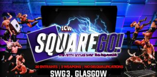 ICW 9th Annual Square Go!