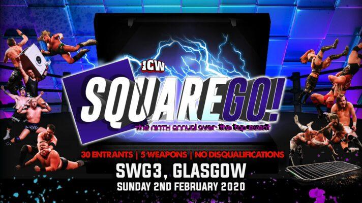 ICW 9th Annual Square Go!