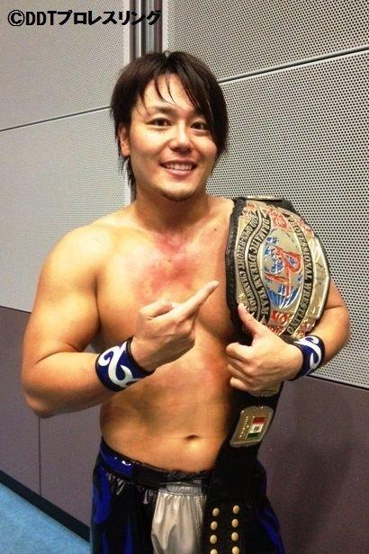 DDT Ace HARASHIMA
