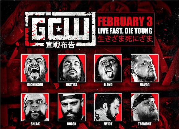 GCW in Japan